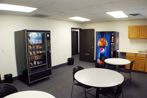 Vending & Lunch Room
